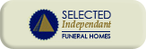 selected funeral homes