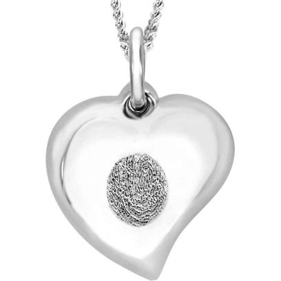 Signature Heart Pendant